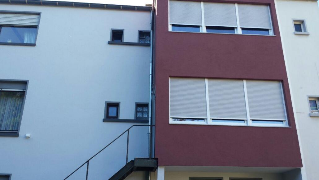 Vorher-Nachher-Projekte Fassadensanierung bei KARO Systembau NRW