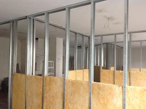 Vorher-Nachher-Projekte Innenausbau bei KARO Systembau NRW